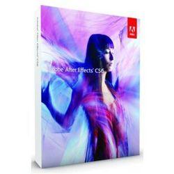 Adobe - oprogramowanie graficzne After effects cs6 eng win upg z cs 5
