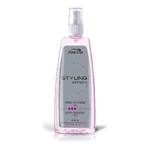 JOANNA STYLING EFFECT SPRAY PODKREŚLAJĄCY LOKI 150ML z kategorii kosmetyki do włosów