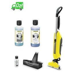 FC 5 mop elektryczny Karcher MEGA ZESTAW + 2 płyny profesjonalne gratis!!! 575-811-911 | Negocjuj cenę online