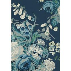 Dywan Stapleton Park Admiral Blue, Dywan w Kwiaty - STAPLETON PARK ADMIRAL BLUE 45308