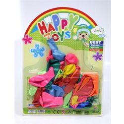 Zestaw balonów urodzinowych, Małe metaliczne z kategorii artykuły szkolne i plastyczne
