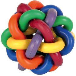 Trixie piłka węzełkowa z gumy dla psa śr. 7cm nr kat. 32621 od producenta Trixie zabawki