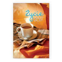 Kalendarz 2017 kieszonkowy Życie (kawa) (5907564020589)