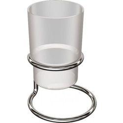 Andex classic wieszak ze szklanką, chrom 048cc