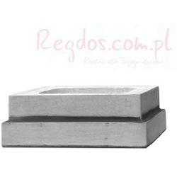 Betonowy podest pod dekoracje 17x50x50 cm