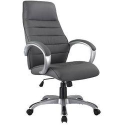 Fotel Obrotowy Q-046 Szary