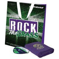 Zestaw gadżetów Wimbledon 2016 + fiolet ręcznik