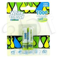 akumulator aaa 1000mah ni-mh 2szt blist od producenta Whitenergy