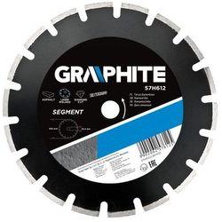 Tarcza do cięcia GRAPHITE 57H614 350 x 25.4 mm diamentowa + DARMOWY TRANSPORT! - sprawdź w ELECTRO.pl