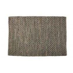 dywan twined w odcieniach beżu,szarości i brązu 800612-n marki Be pure