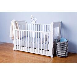 łóżeczko dziecięce romantica 120x60 marki Troll nursery