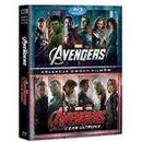 Avengers. Pakiet 2 filmów (2BD) (Avengers, Avengers: Czas Ultrona)
