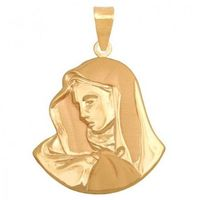 Złoty Medalik - 21981 - pr.585