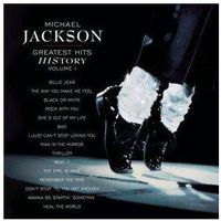 Michael jackson - michael jackson greatest hits history volume i (cd) marki Sony music