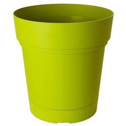 Donica okrągła Blooma Nurgul z nawadnianiem 58 cm zielona (3663602899563)