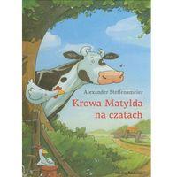Krowa Matylda na czatach (28 str.)