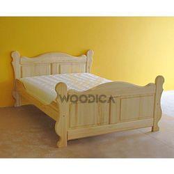 Woodica Łóżko stylowe 90x200