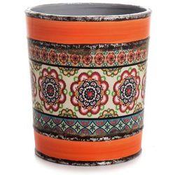 Donica ceramiczna w stylu hiszpańskim ii- pomarańczowa. ostatnia sztuka!!! marki Arte regal