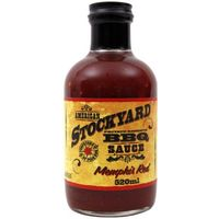 Stockyard Memphis Red BBQ Sauce, 634