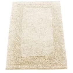 Dywanik łazienkowy  60 x 60 cm kremowy marki Cawo