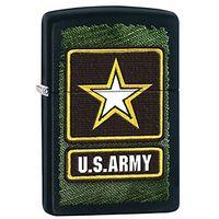 Zapalniczka ZIPPO US Army, Black Matte (Z28512) - sprawdź w wybranym sklepie