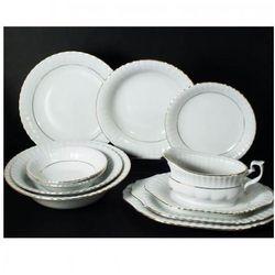 Chomik Serwis obiadowy 12/44 bw chodzież iwona b0142001 (5903353492001)