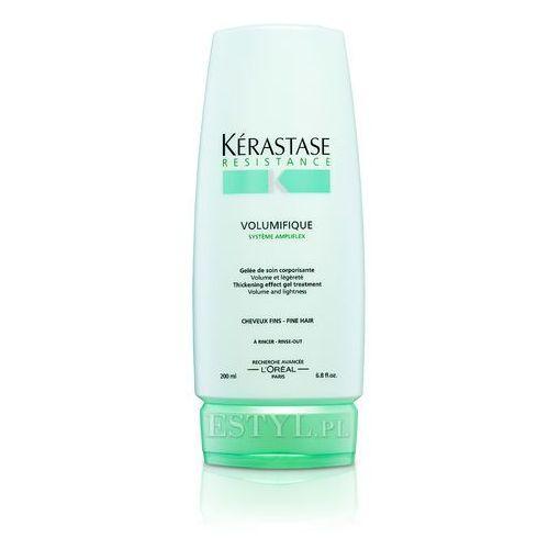 Kerastase Volumifique - Mleczko nadające objętość włosom cienkim 200ml - produkt dostępny w Estyl.pl