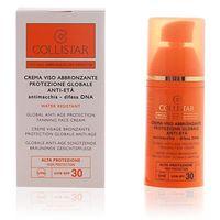 Collistar Protection Tanning Face Cream SPF30 50ml W Opalanie (8015150260596)