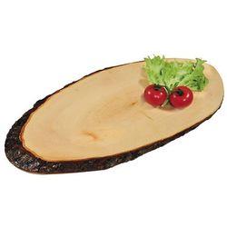 Ozdobna deska do krojenia z olchy, deska do krojenia, deska do serwowania, deska kuchenna, półmisek, akcesoria kuchenne, marki Kesper