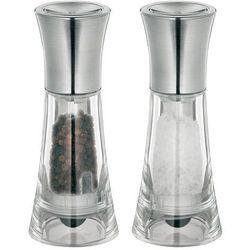 młynek do pieprzu i soli, 13 cm, 2 szt. (4007371046589)