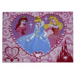 Dywan Princess - Księżniczki (5413928927376)