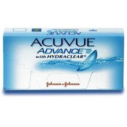 Acuvue Advance - BC 8,3 6 sztuk z kategorii Soczewki kontaktowe