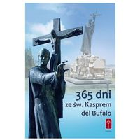 365 dni ze św. Kasprem del Bufalo, książka z kategorii Książki religijne