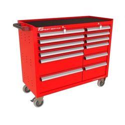 Wózek warsztatowy TRUCK z 12 szufladami PT-217-20
