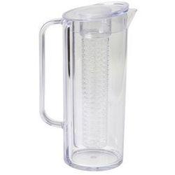 Dzbanek plastikowy z przykrywką i zaparzaczem 2 l |TABLECRAFT, 284283