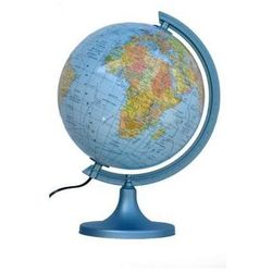 Globus 250 Fizyczny Podświetlany