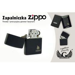 Zapalniczka ZIPPO Flame z kategorii Papierośnice i pudełka na cygara