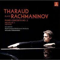 Tharaud plays Rachmaninov (CD) - Alexandre Tharaud, Liverpool Philharmonic Orchestra
