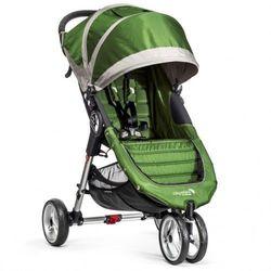 Wózek BABY JOGGER City Mini Single zielono-szary 11440 + DARMOWY TRANSPORT! - produkt z kategorii- Wózki spa