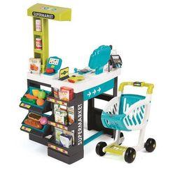 Supermarket z wózkiem i akcesoriami, Smoby z Satysfakcja
