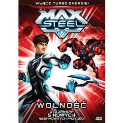 Max Steel. Wolność. DVD