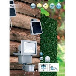 solar lampa solarna led srebrny, 1-punktowy - - obszar zewnętrzny - solar - czas dostawy: od 6-10 dni roboczy