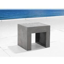 Krzesło betonowe - krzesło xxl - krzesło ogrodowe - taranto wyprodukowany przez Beliani