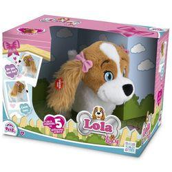 Lola by Lucy, szczeniaczek, zabawka interaktywna