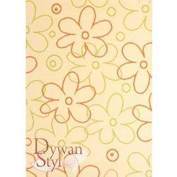 Dywan Flash Garden biały 115x160 prostokąt