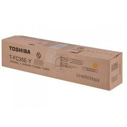 Toshiba toner Yellow T-FC35-Y, TFC35Y, T-FC35E-Y, TFC35EY, 6AG00001531, 6AJ00000053 (materiały eksploatacyjne