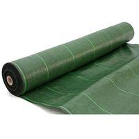 Topgarden Agrotkanina mata 0,8x100m 70g/m2 uv zielona - zielony \ 80 cm \ 100 m