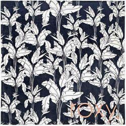 Ręcznik - flwr and ocean mood indigo flying flowers s (bsp6) rozmiar: os marki Roxy