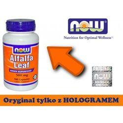 Alalfa Juice leaf 500mg - 100 Tabl z kategorii pozostałe zdrowie