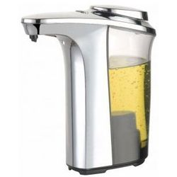 Bezdotykowy stojący dozownik do mydła 0,5 l SANJO chrom AS500C, D3FE-43709_20190313214718